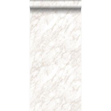 tapet marmor ljusbeige