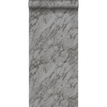 tapet marmor grått