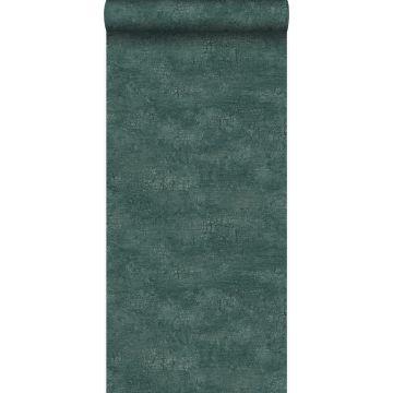 tapet krackelerad marmor smaragdgrönt