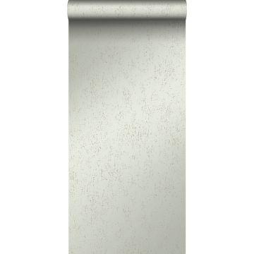 tapet metalleffekt mintgrönt