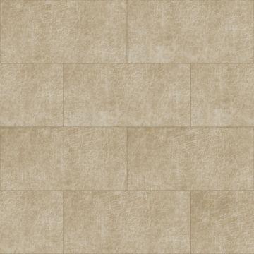 selvklæbende fliser øko-læder rektangel sandfärgat